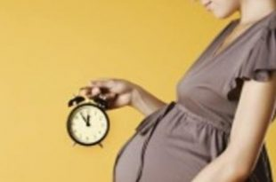 صور اعراض اقتراب الولادة