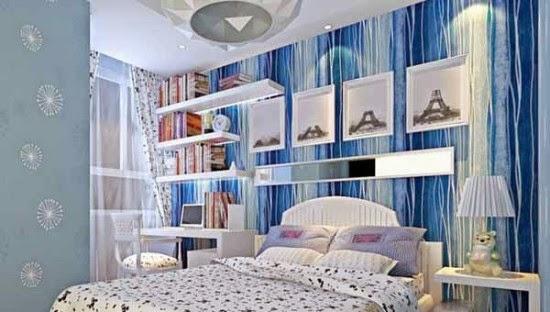 تصاميم متميزة لغرف النوم الرومانسيه