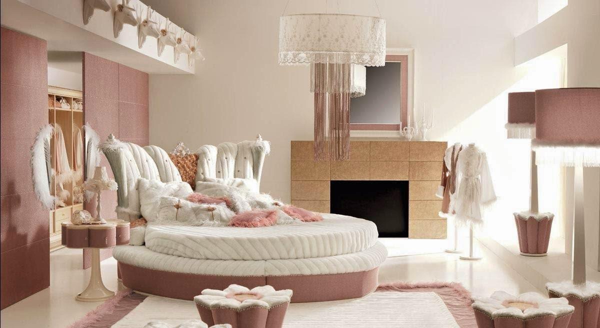 romantic design for bedroom