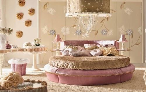 اروع غرف النوم الرومانسيه