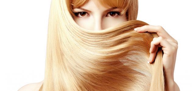 صورة طريقة طبيعية لتطويل الشعر