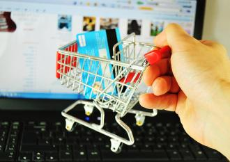 طريقة التسوق عبر الانترنت