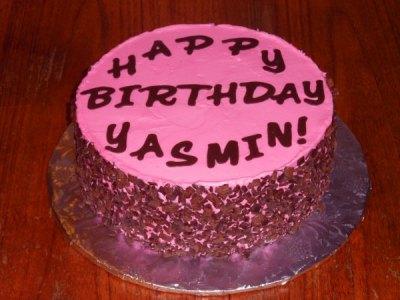 صورة صورة عيد ميلاد ياسمين
