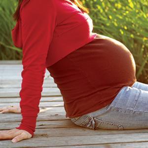 صوره نزول دم اثناء الحمل بدون الم