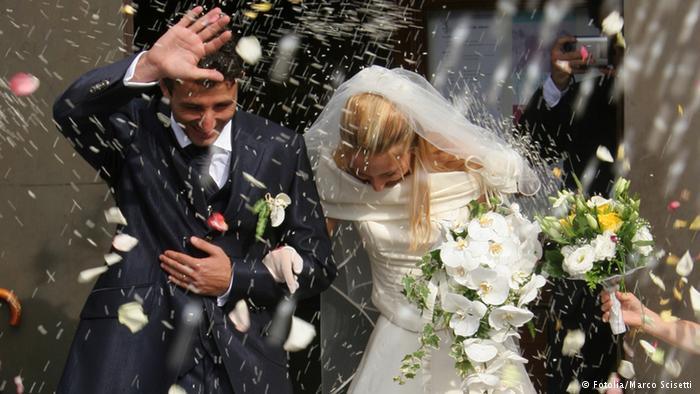 صور عادات الزواج في المانيا