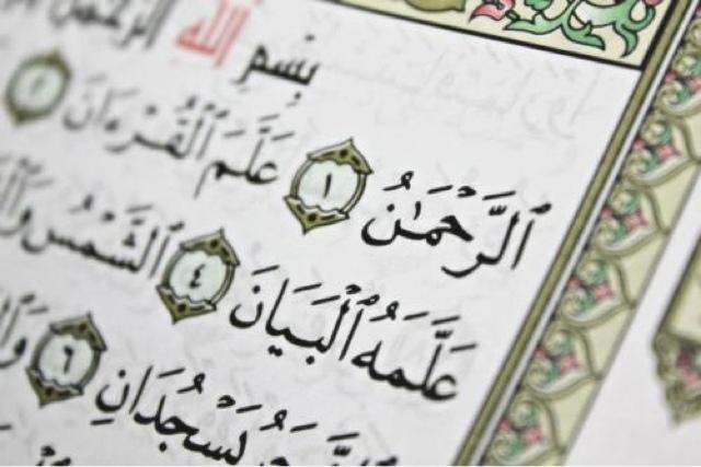 صورة تفسير كلمة الاء في سورة الرحمن