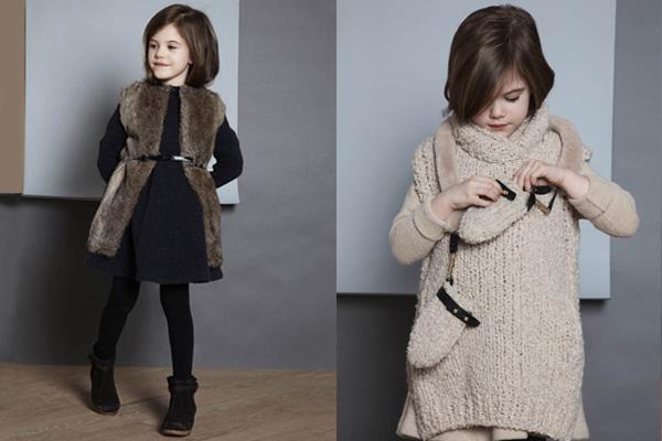 اجمل ملابس شتوي للفتيات الصغار