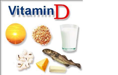 صور اين يوجد فيتامين d