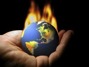 صورة مقال ظاهرة الاحتباس الحراري
