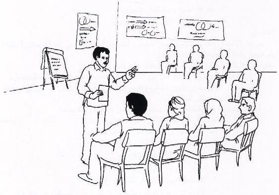 صور مفهوم التدريب