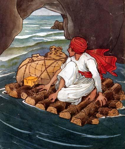 صورة قصة جديدة للسندباد البحري