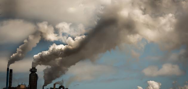 صورة بحث حول تلوث البيئة مختصر