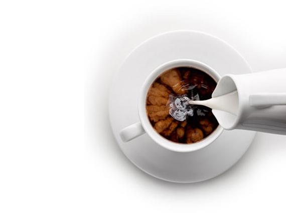 صور اضرار القهوة بالحليب