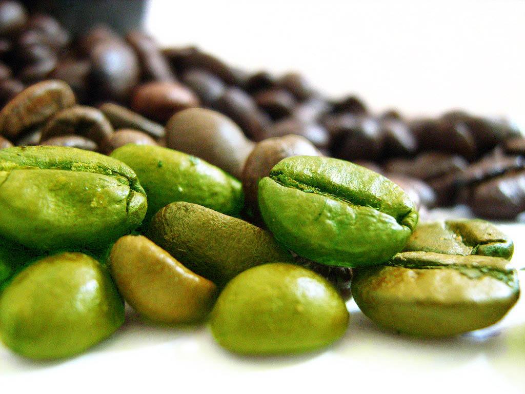 صورة القهوة الخضراء اللذيذة
