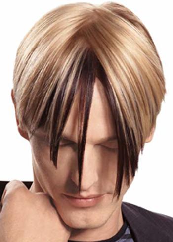 صورة تسريحات شعر للاولاد المراهقين 20160807 1903