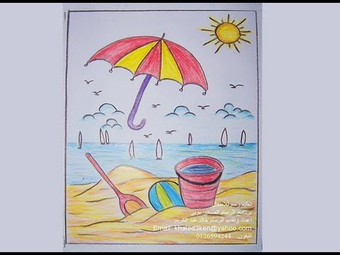 صورة صور رسومات للاطفال سهله للعمل