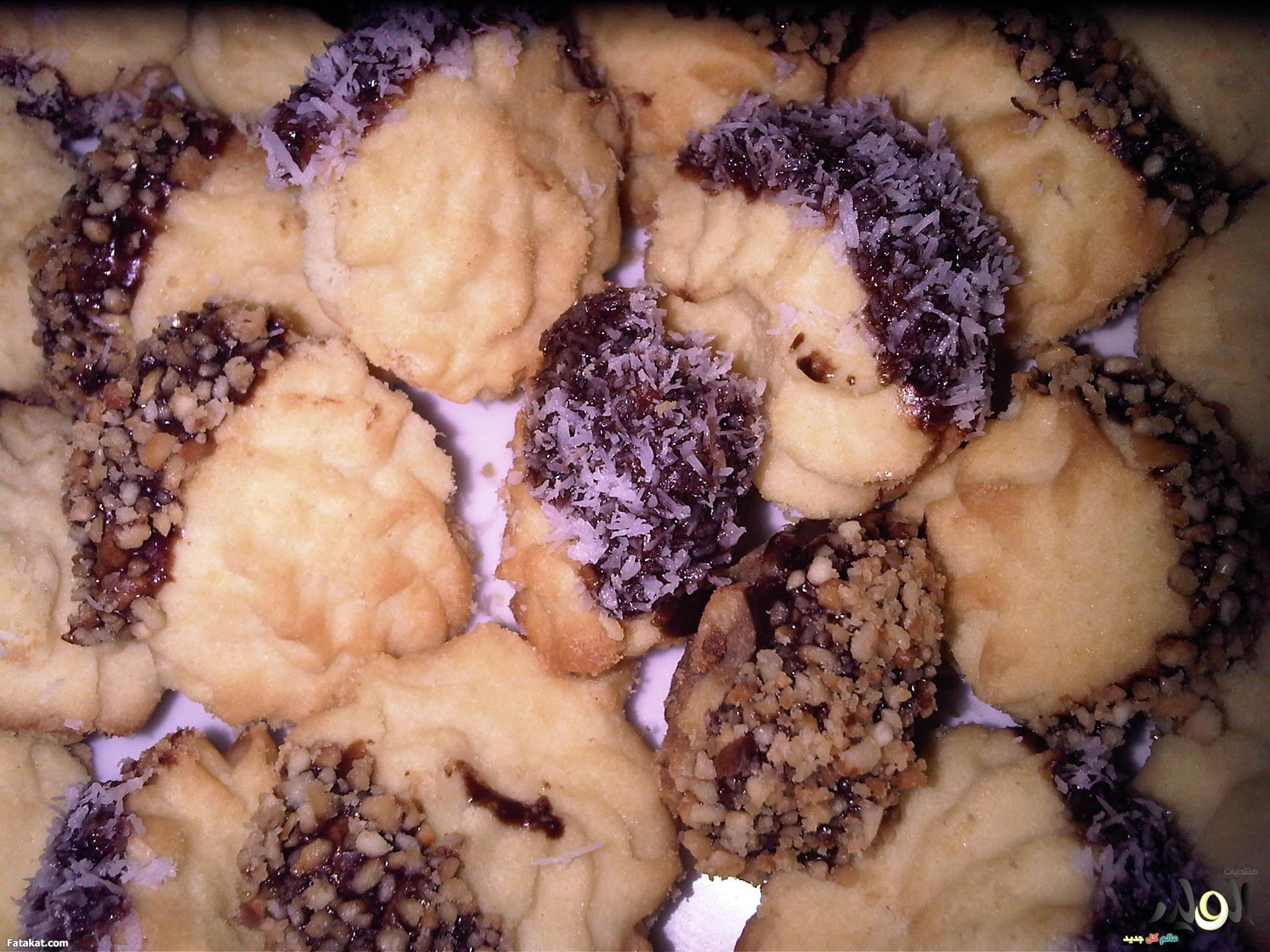 صور حلويات سهلة للعيد