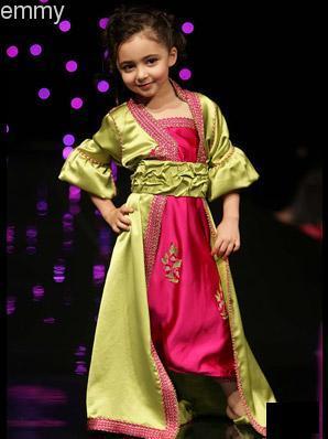 صورة ازياء مغربية للاطفال