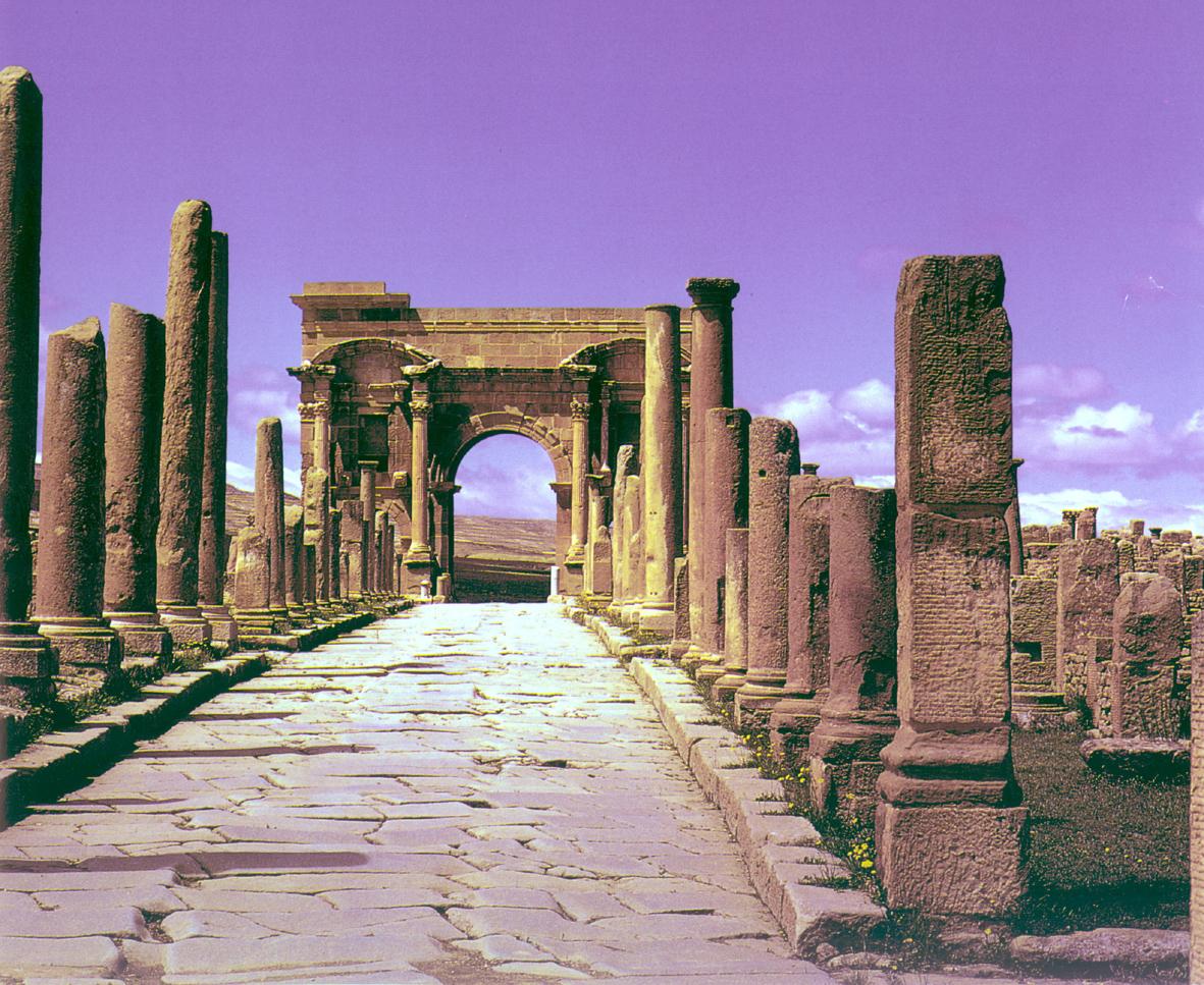 صورة صور عن المعالم الاثرية في الجزائر العاصمة