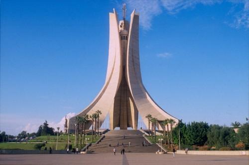 صور صور عن المعالم الاثرية في الجزائر العاصمة