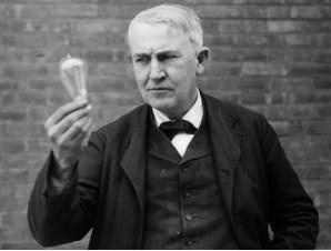 صور من اخترع الكهرباء