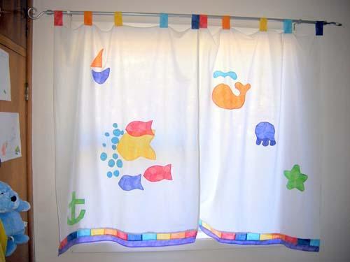 افكار اخر تصميمات ستائر غرف اطفال مودرن بالصور