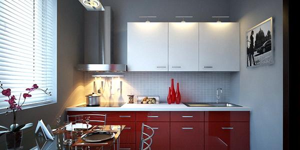 ديكور مطابخ صغيرة جدا ديكورات مطابخ صغيرة المساحة ديكورات مطابخ صغيرة المساحة و افكار تساعدك في التصميم 6 lighting