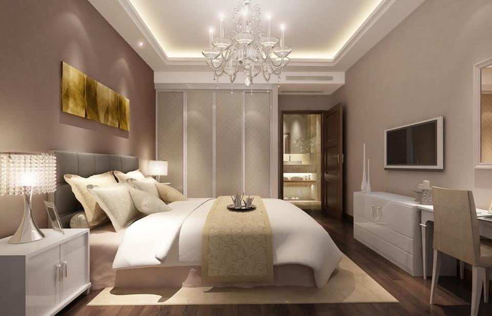 اجمل ديكورات غرف النوم العصريه00