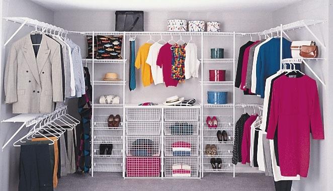 احلى تصاميم خزانات الملابس