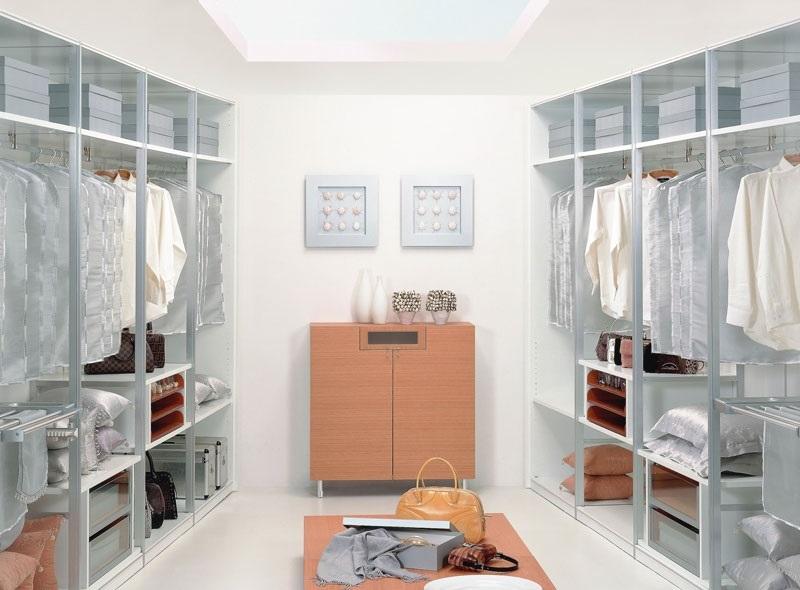 افكار حديثة لخزانات الملابس