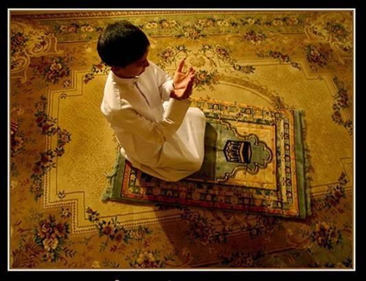صور متى فرضت الصلاة