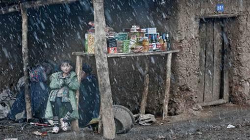 صور الفقر في العالم