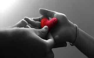 صورة مقال عن الحب