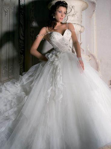 صورة صور منوعه لفساتين الزفاف