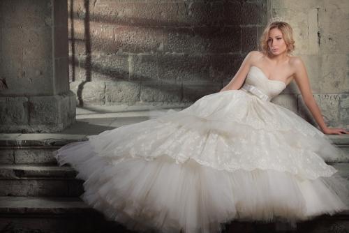 بالصور صور منوعه لفساتين الزفاف 20160810 301