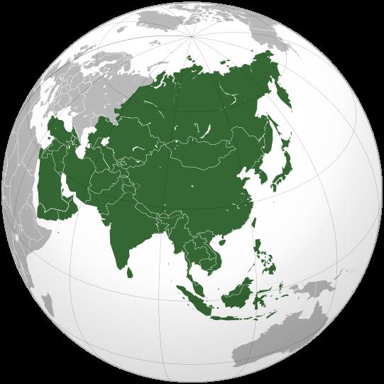 صور ما هي الدول الموجودة في قارة اسيا
