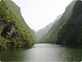 نهر تشانغ جيانغ اطول انهار العالم