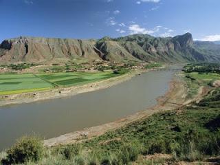 نهر هوانغ هو في الصين