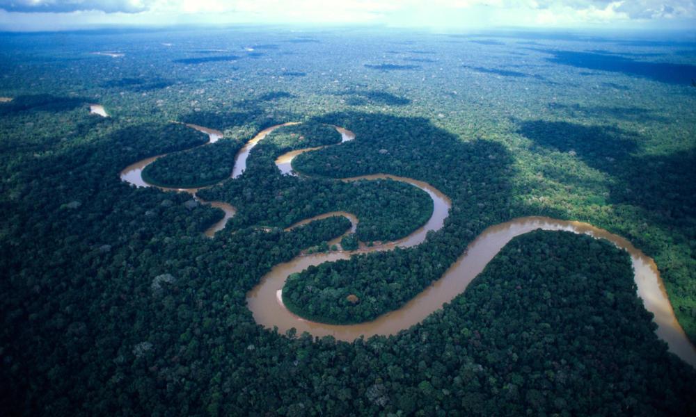 صور ما هو ثاني اطول نهر في العالم