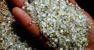 كيف يتكون الماس