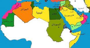 اكبر دولة عربية من حيث المساحة