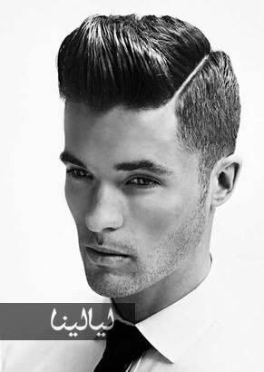 صورة جفاف الشعر عند الرجال اسباب الجفاف للشعر الرجالي