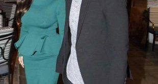 كيم كاردشيان وزوجها