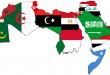 صور مساحات الدول العربية