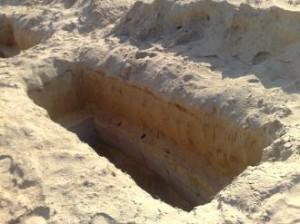 صورة ماذا يحدث فى القبر