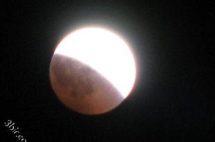 صوره صور واضحه لخسوف القمر