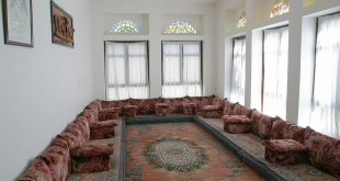غرفة قعدة عربية