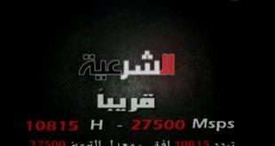 صور تردد قناة الشرعية