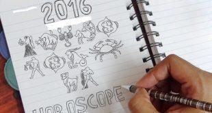 صور توقعات الابراج للعام 2017
