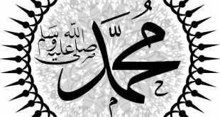 صور موضوع عن النبي